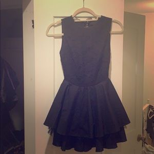 LF little black party dress